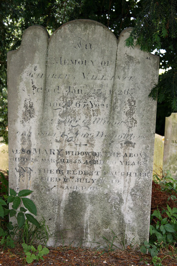 Charles and Mary Vallance, also Ann Vallance