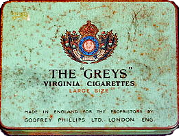 The Greys Cigarettes