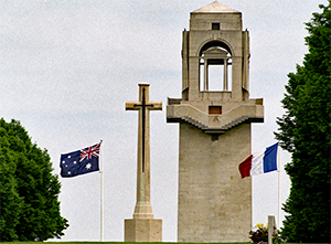 Villers-Bretonneux Military Cemetery, Somme
