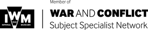 IWM War and COnflict Subject Specialist Network Logo