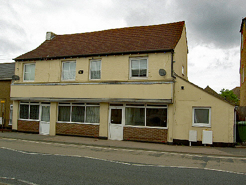 The Rose Inn as it appeared in 2011